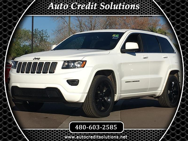 2015 Jeep Grand Cherokee Laredo 2WD