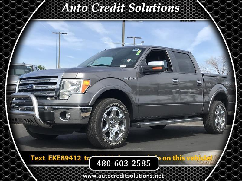 2014 Ford F-150 Platinum SuperCrew 6.5-ft. Bed 4WD