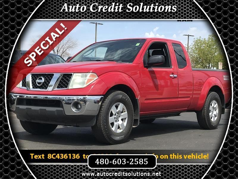 2008 Nissan Frontier Nismo King Cab 2WD