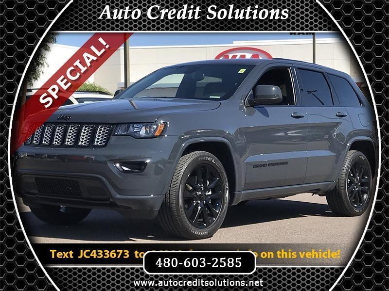 2018 Jeep Grand Cherokee Laredo 2WD