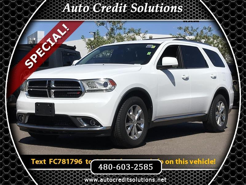 Dodge Durango Limited 2WD 2015