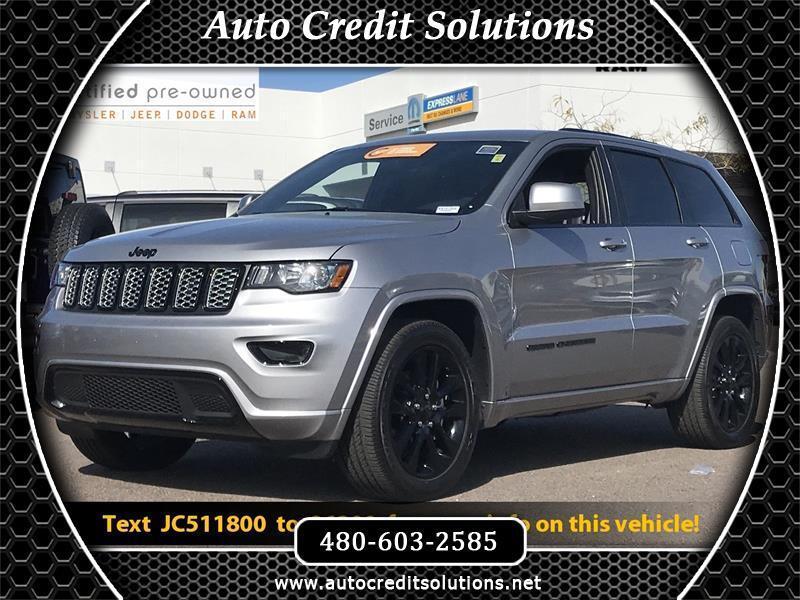 Jeep Grand Cherokee Laredo 2WD 2018