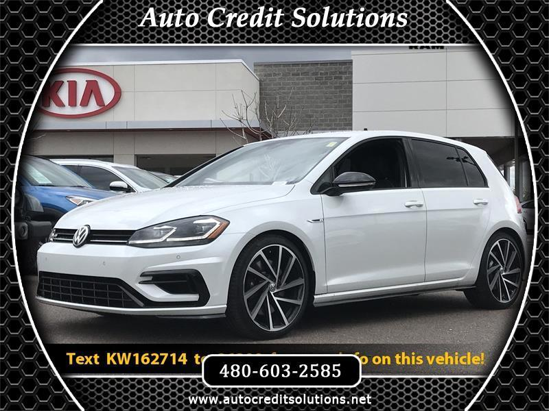 Volkswagen Golf R DCS and Navigation 7A 2019