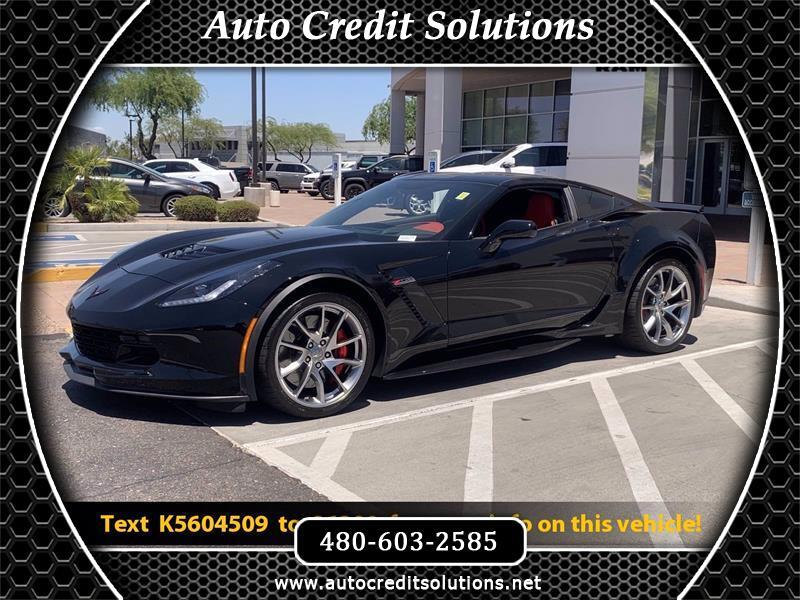 Chevrolet Corvette 2LZ Z06 Coupe Auto 2019