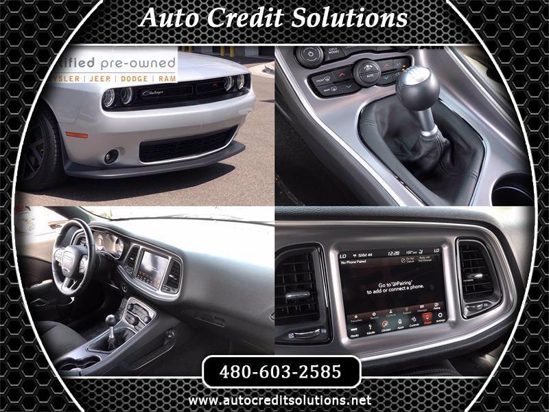 Dodge Challenger R/T SCAT Pack 2019