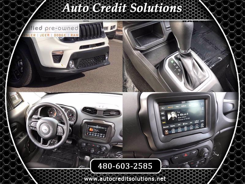 Jeep Renegade Latitude 2020