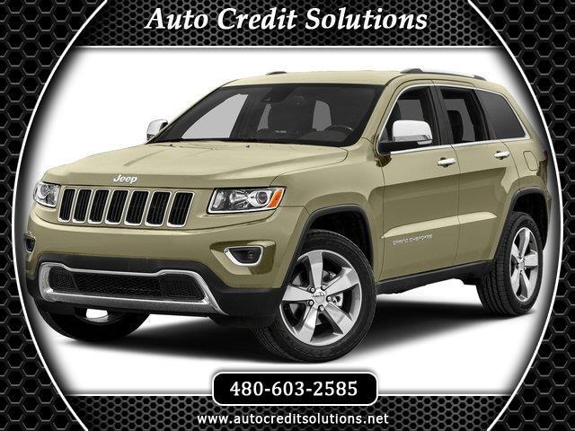 Jeep Grand Cherokee Laredo 2WD 2015
