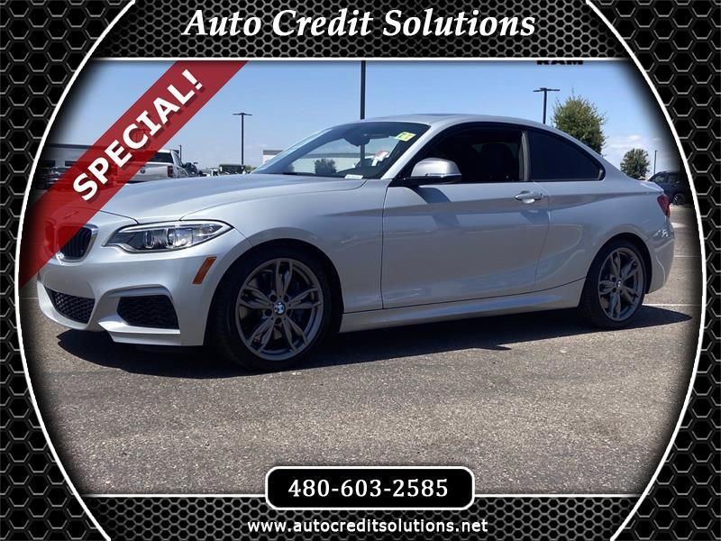BMW 2-Series M235i Coupe 2015