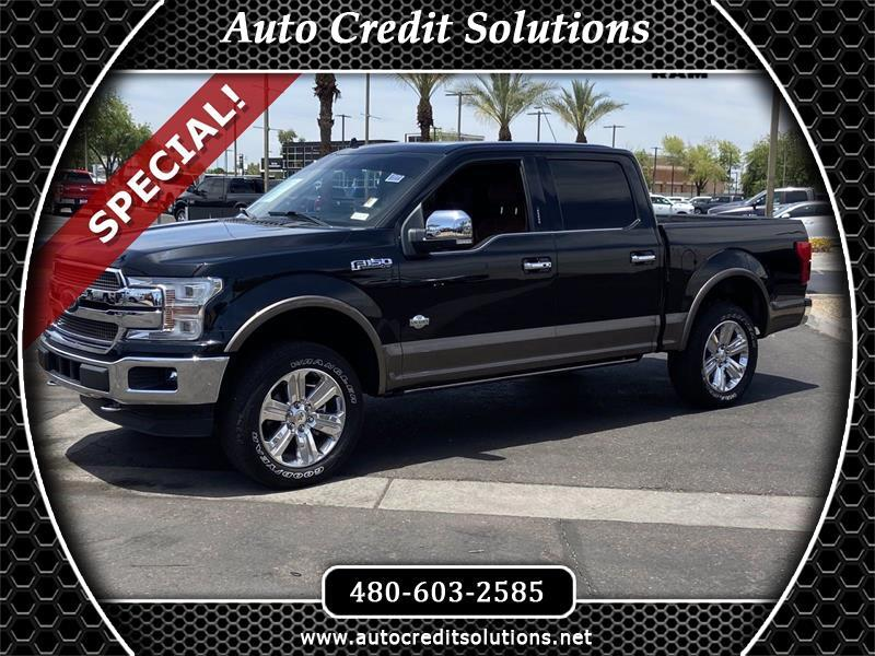 Ford F-150 King Ranch SuperCrew 6.5-ft. 4WD 2018