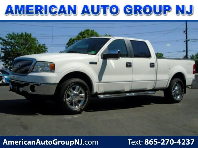 "2008 Ford F-150 SuperCrew Crew Cab 139"" XLT"