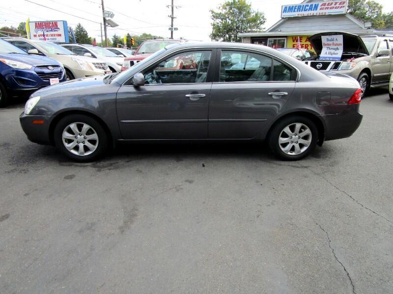 2008 Kia Optima 4dr Sdn I4 Auto EX