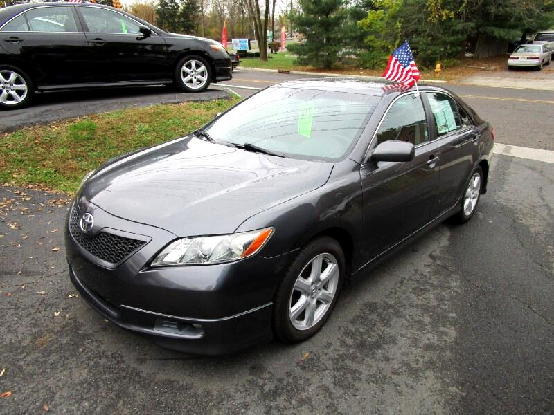 2009 Toyota Camry 4dr Sdn I4 Auto XLE (Natl)