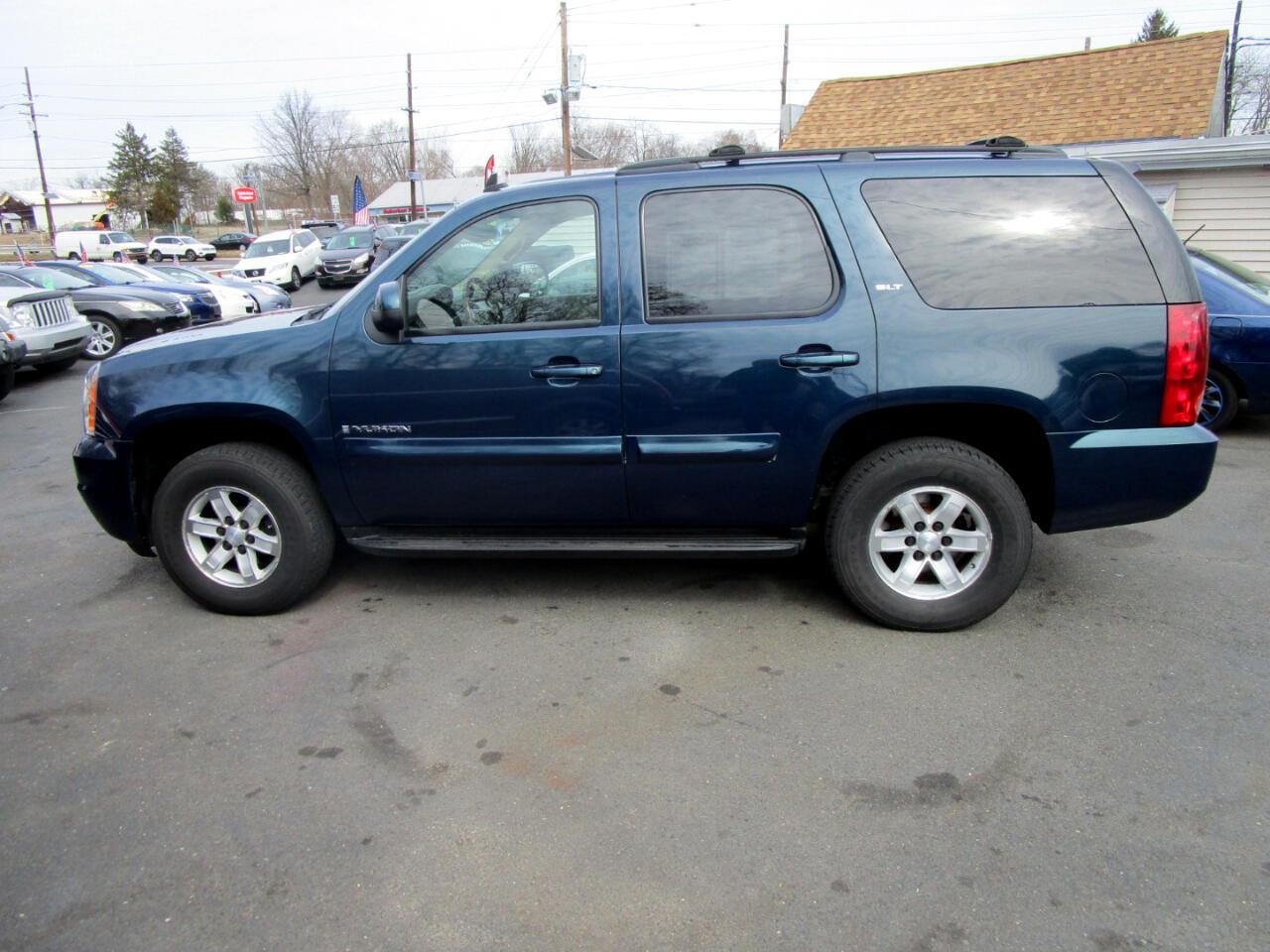 2007 GMC Yukon 4WD 4dr 1500 SLT