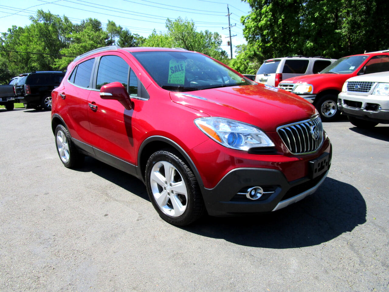 2015 Buick Encore AWD 4dr Convenience