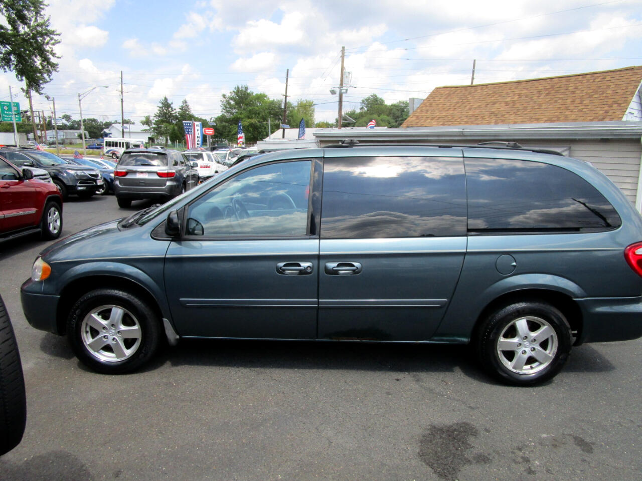 2007 Dodge Grand Caravan 4dr Wgn SXT *Ltd Avail*
