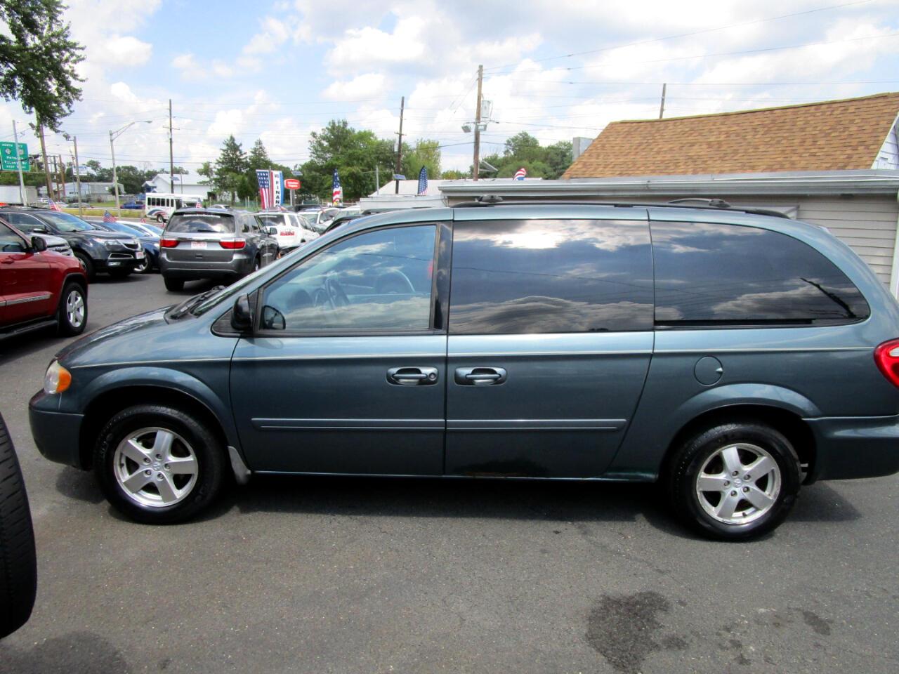 Dodge Grand Caravan 4dr Wgn SXT *Ltd Avail* 2007