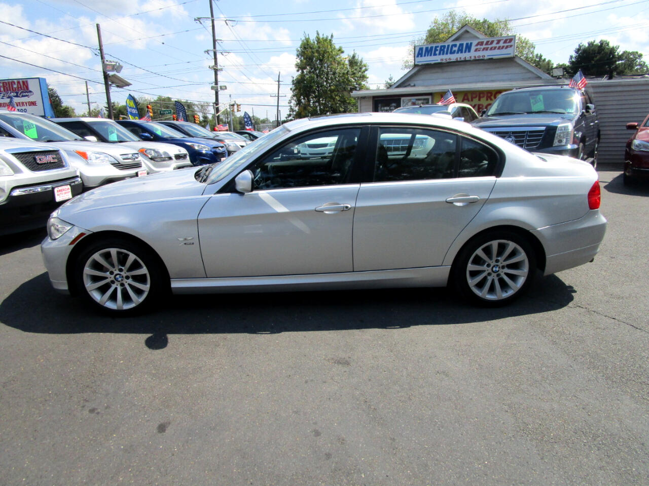 2011 BMW 3 Series 4dr Sdn 328xi AWD
