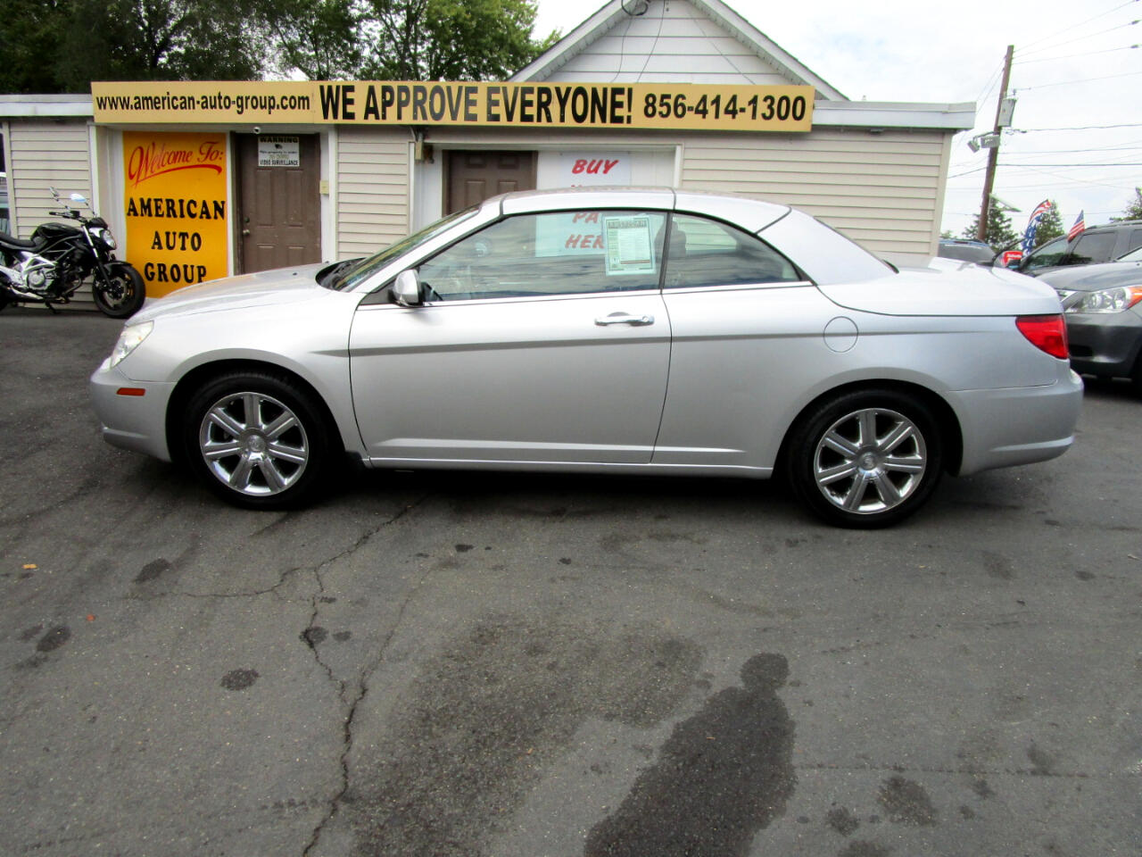 Chrysler Sebring 2dr Conv Limited 2010