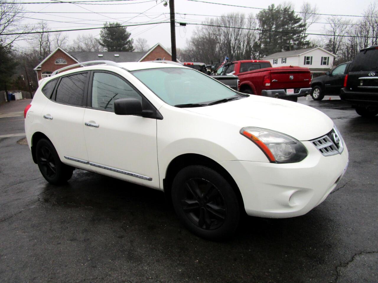 Nissan Rogue Select AWD 4dr S 2015