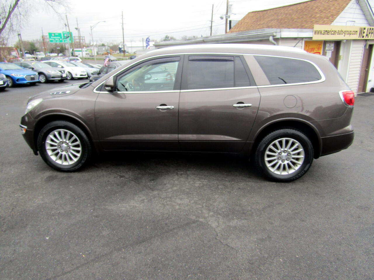 Buick Enclave AWD 4dr Convenience 2012