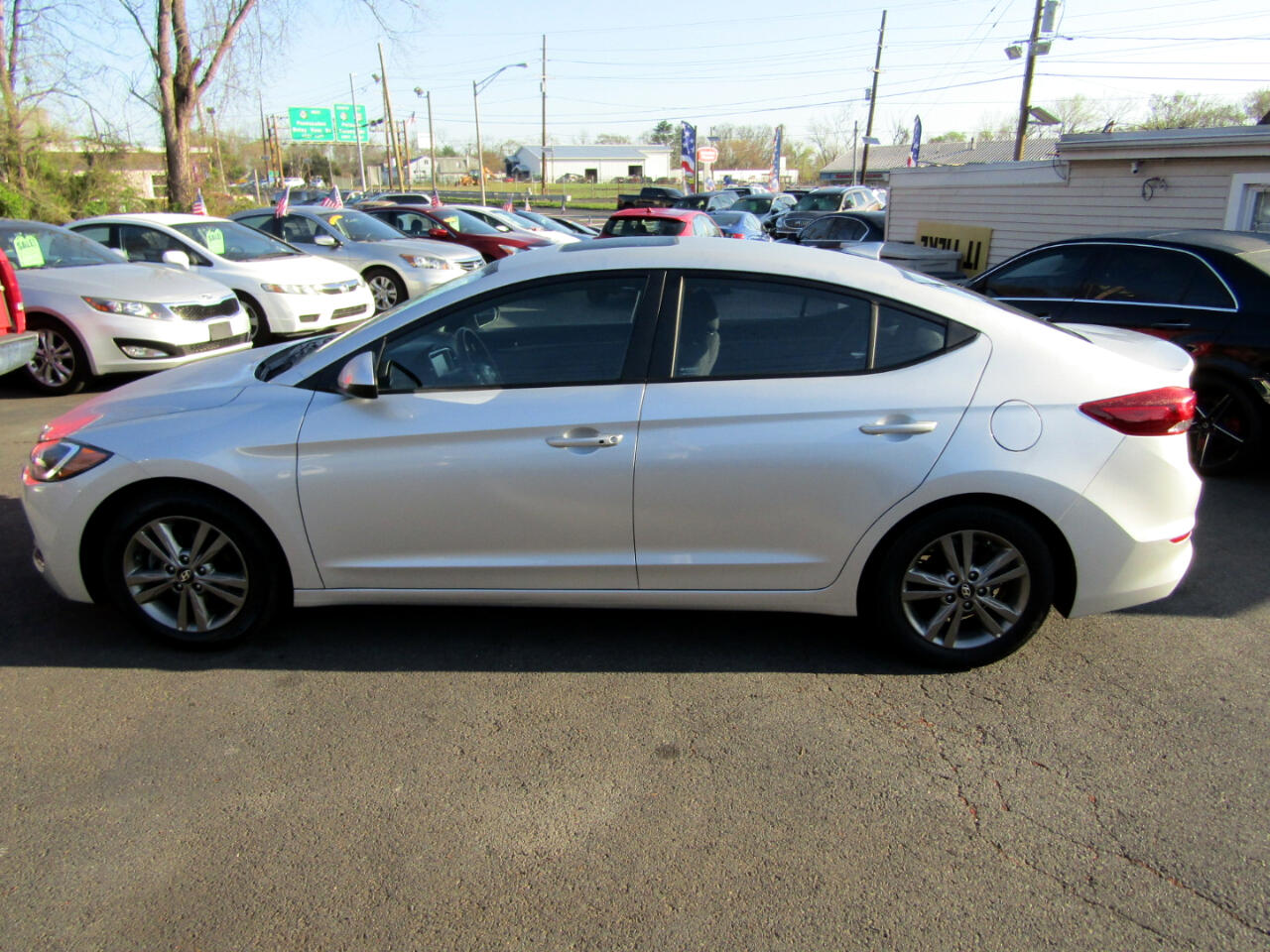 Hyundai Elantra Value Edition 2.0L Auto (Alabama) 2018