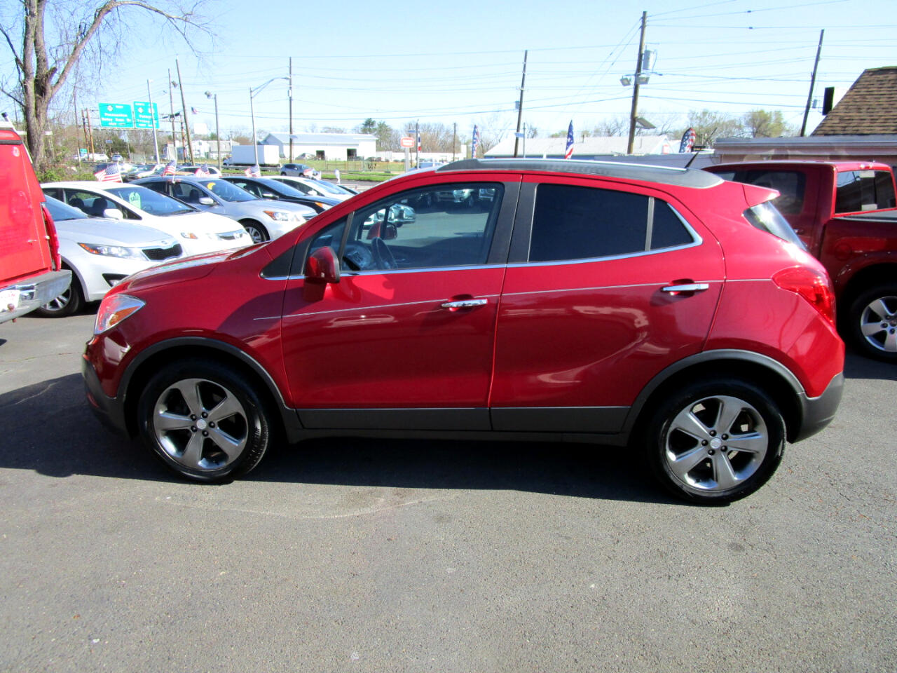 Buick Encore FWD 4dr 2013