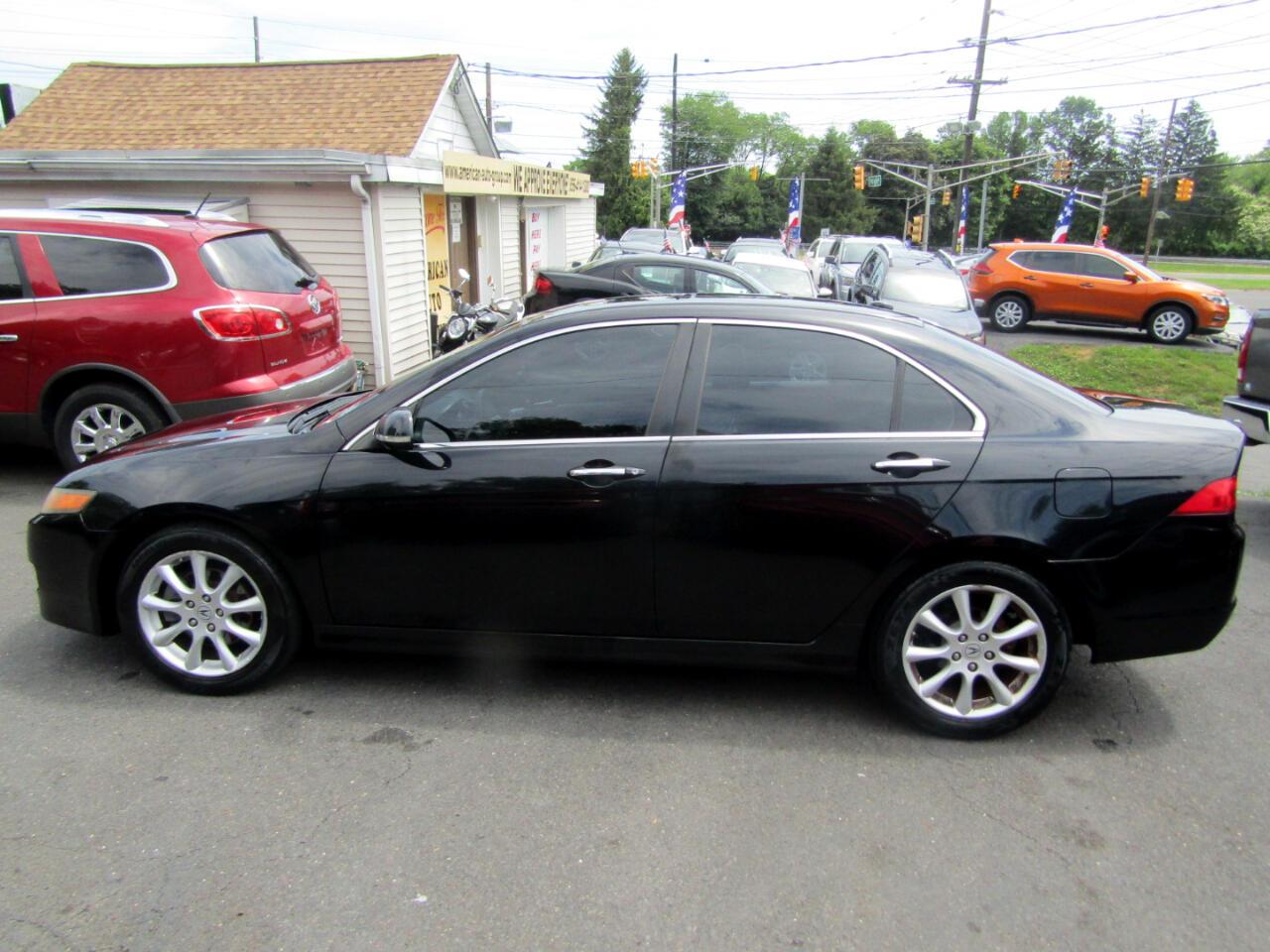 Acura TSX 4dr Sdn Auto 2008