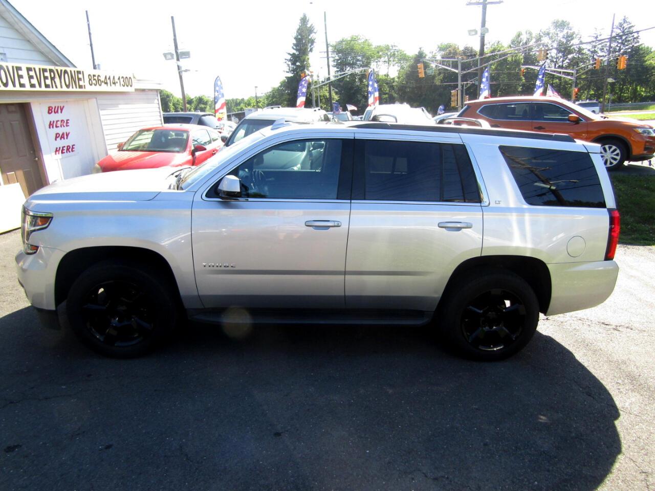 Chevrolet Tahoe 4WD 4dr LT 2017
