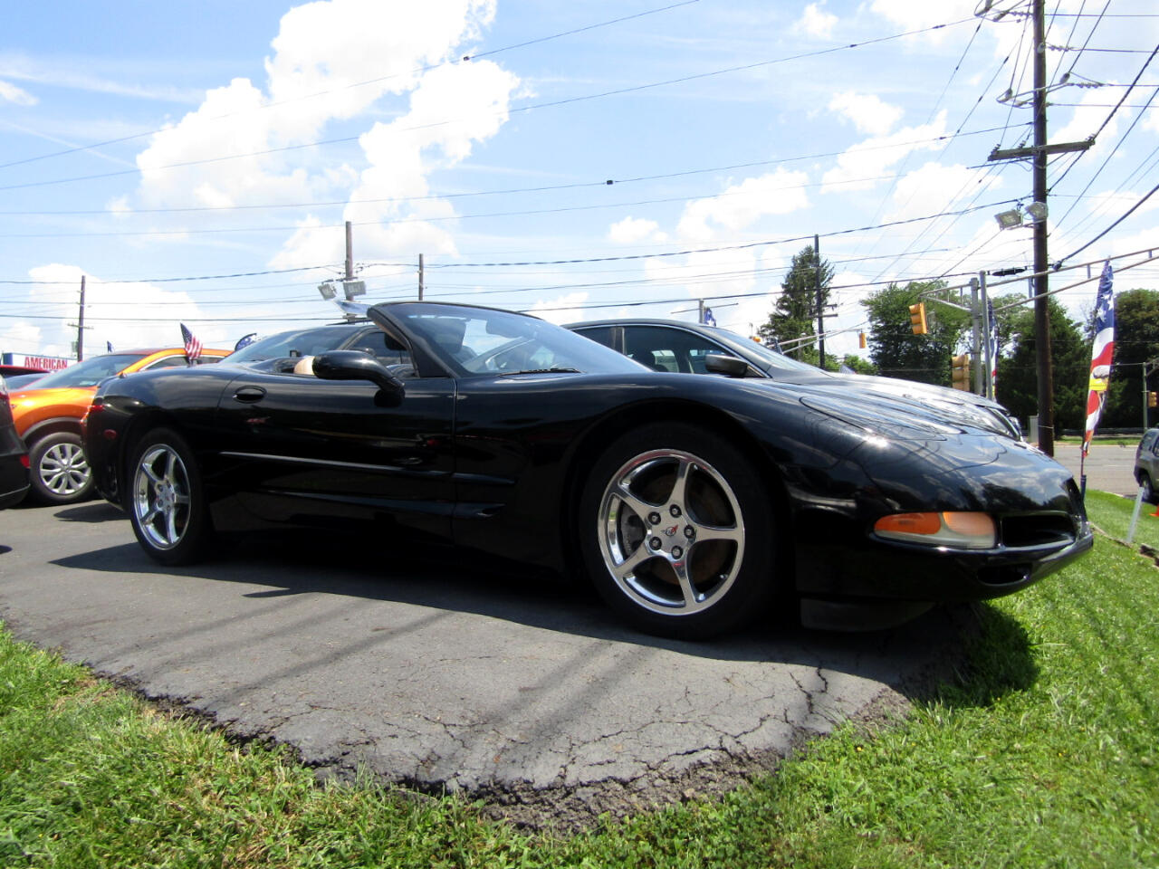 Chevrolet Corvette 2dr Convertible 2003