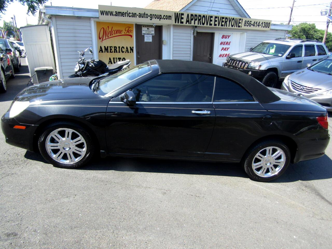 Chrysler Sebring 2dr Conv Limited FWD 2008