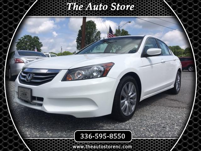 2011 Honda Accord EX-L Sedan AT