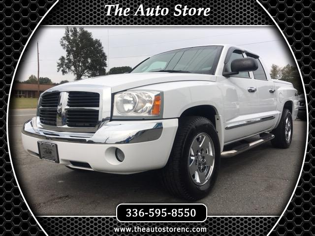 2006 Dodge Dakota Laramie Quad Cab 4WD