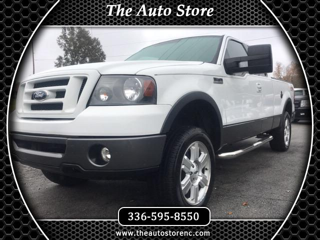 "2007 Ford F-150 4WD SuperCab 145"" FX4"