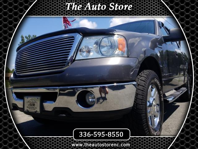 Ford F-150 XLT SuperCrew 4WD 2006