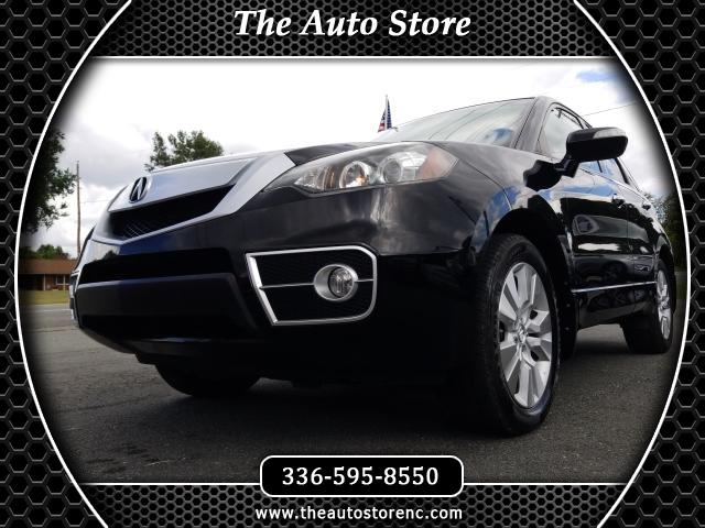 2012 Acura RDX 5-Spd AT with Technology Package