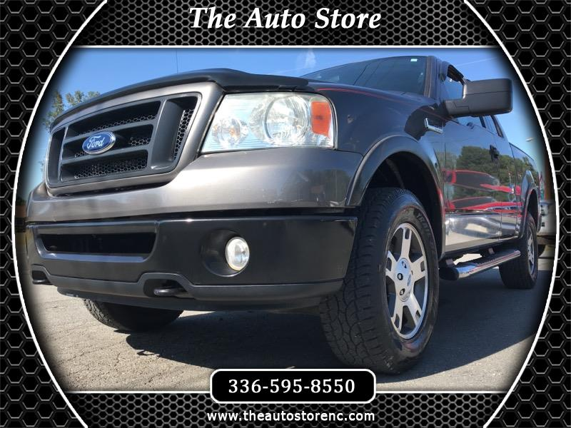 Ford F-150 FX4 SuperCab 5.5-ft Box 2006