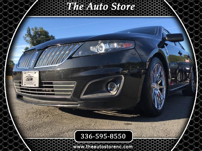 2011 Lincoln Lincoln MKS 3.5L with EcoBoost AWD