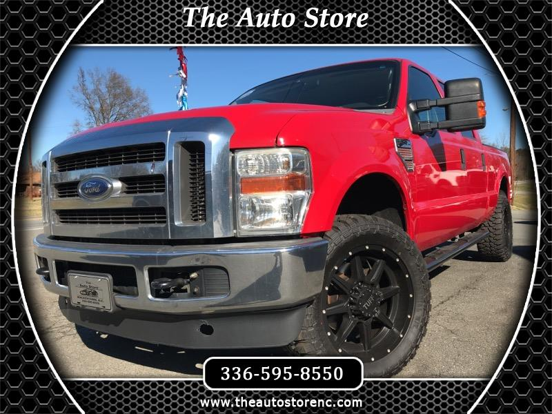 Ford F-250 SD Crew Cab 4WD 2010
