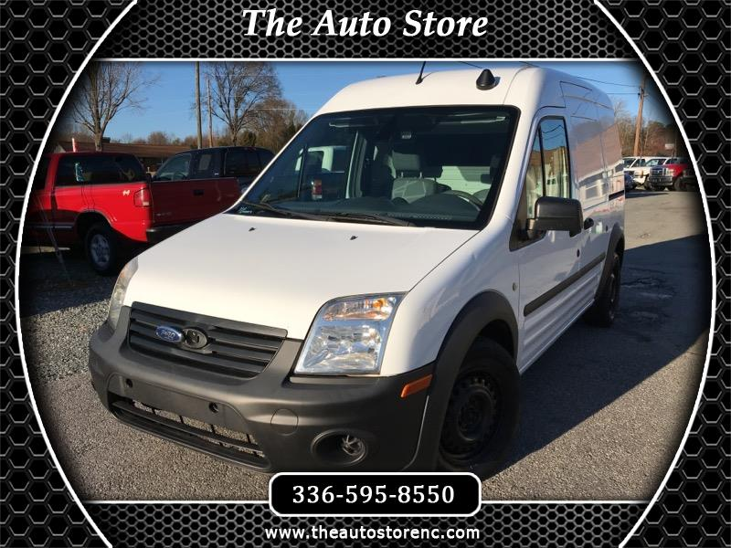 Ford Transit Connect SWB XL 2012