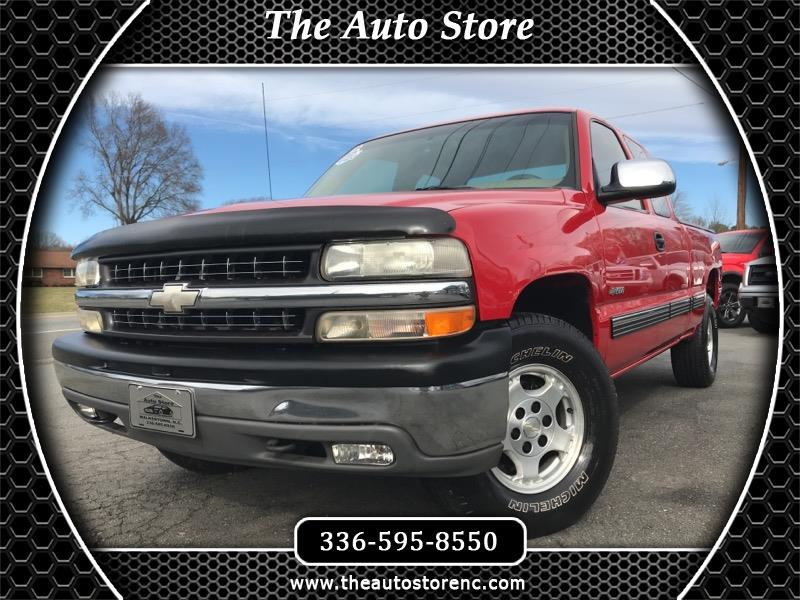 Chevrolet Silverado 1500 LS Ext. Cab Long Bed 4WD 2001