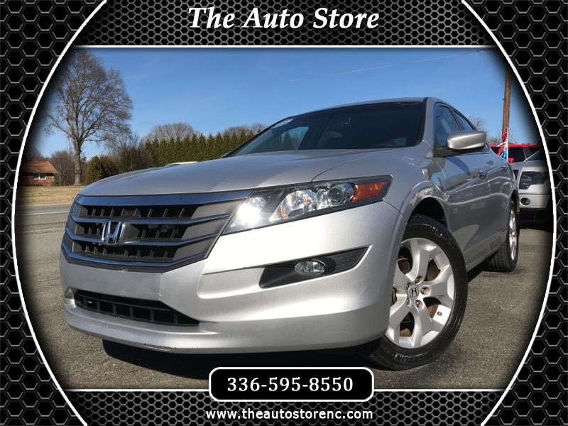 Honda Accord Crosstour EX-L 2WD 5-Spd AT w/Nav 2011