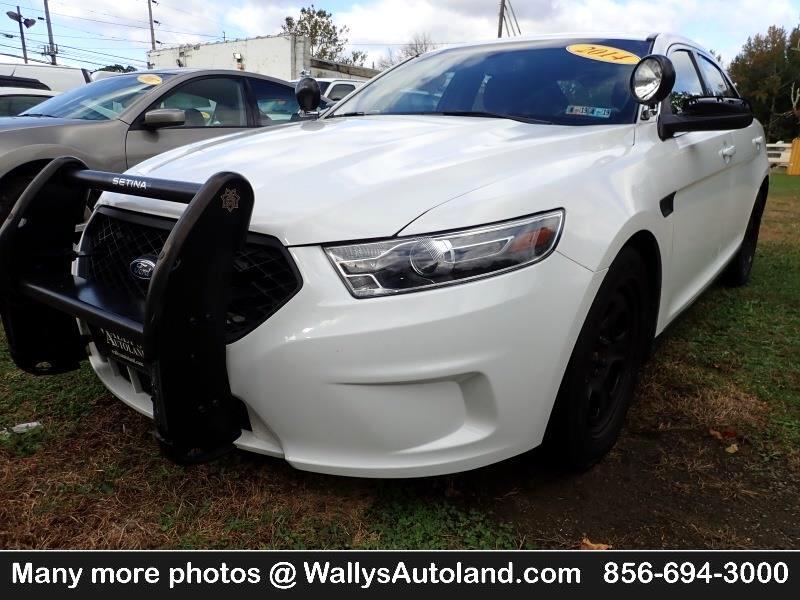 2014 Ford Taurus Police AWD