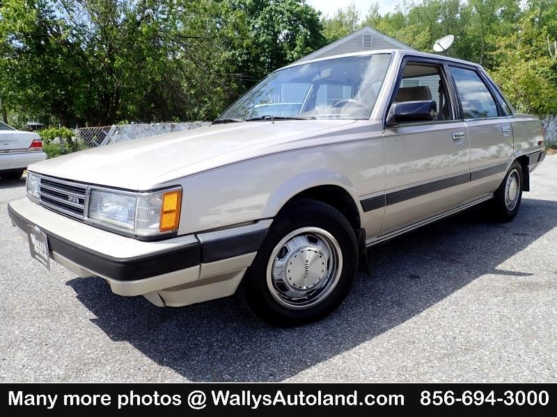 1985 Toyota Camry LE