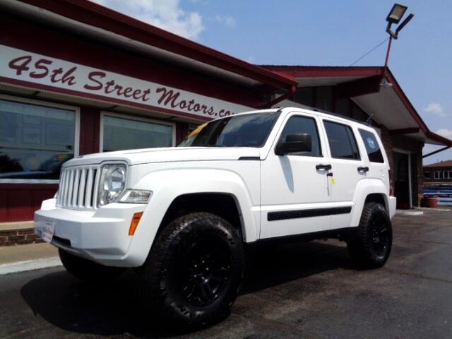2012 Jeep Liberty RWD 4dr Sport