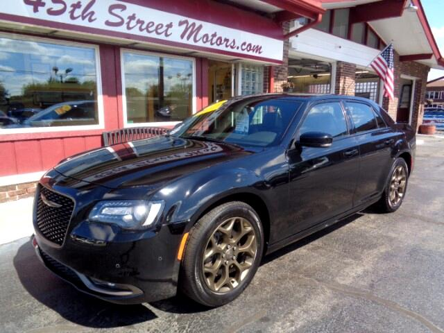 2016 Chrysler 300 4dr Sdn 300S Alloy Edition AWD