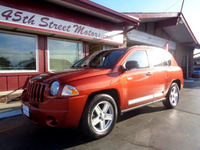 2010 Jeep Compass 4WD 4dr High Altitude Edition