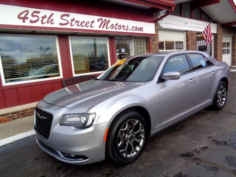 2015 Chrysler 300 4dr Sdn 300S AWD