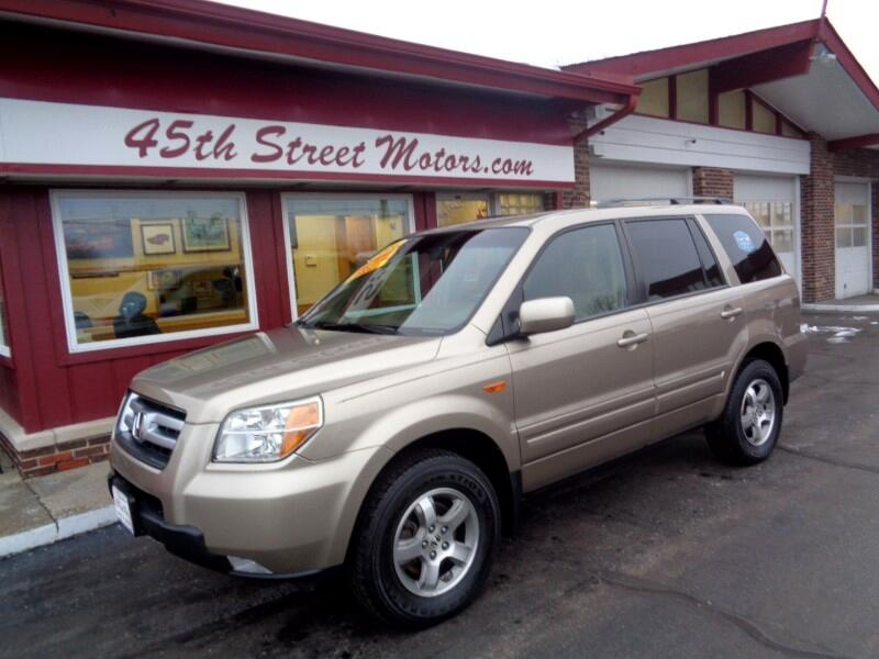2006 Honda Pilot 2WD EX-L AT with NAVI
