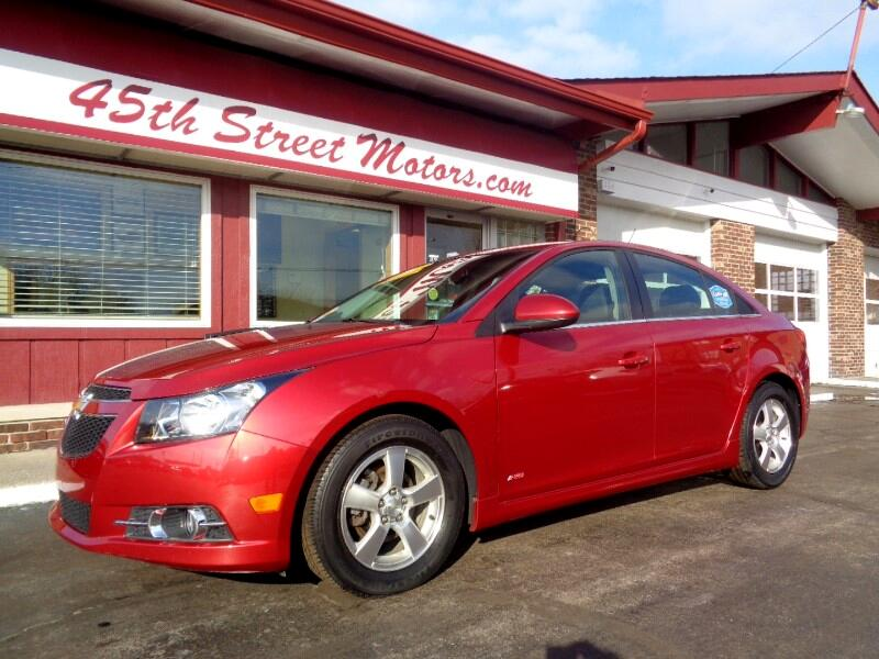 2014 Chevrolet Cruze 4dr Sdn Auto 1LT RS