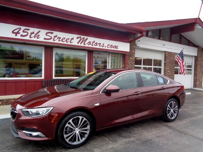 2018 Buick Regal Sportback 4dr Sdn Preferred II FWD